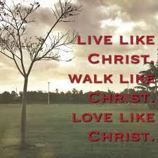 Christ like