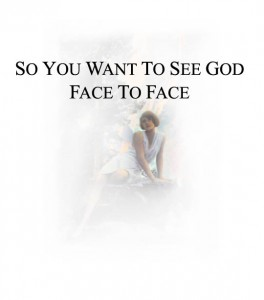 God face to face