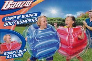 banzai bumpers