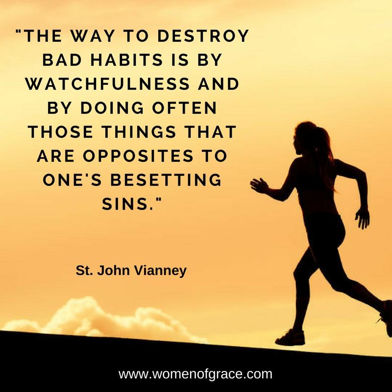 St.John.Vianney.Habits