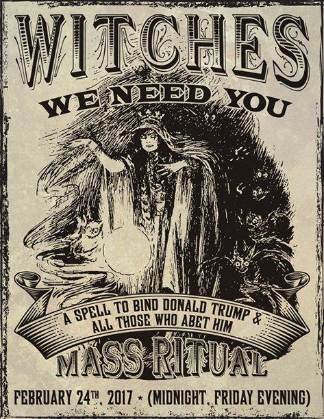 trump spell