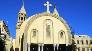 St. Mark's Cathedral, Alexandria, Egypt
