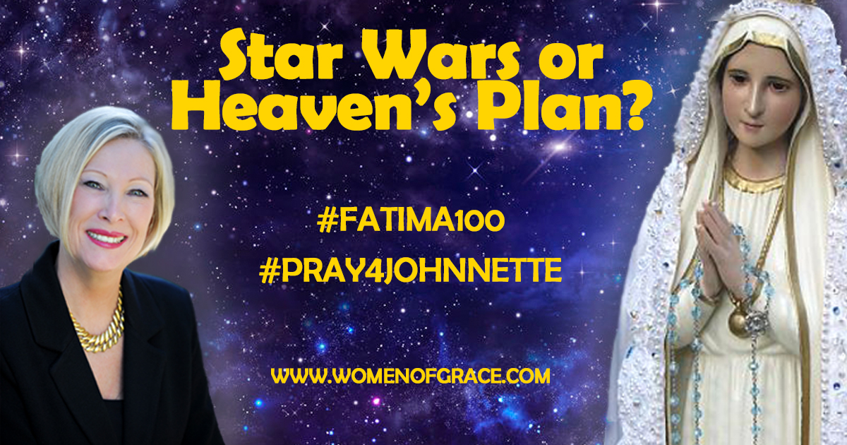 Star Wars or Heaven's Plan-update