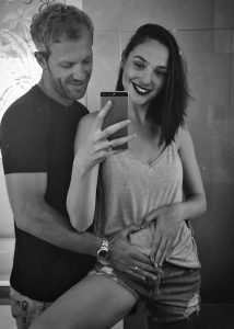 Gadot and husband Yaron Versano (Instagram)