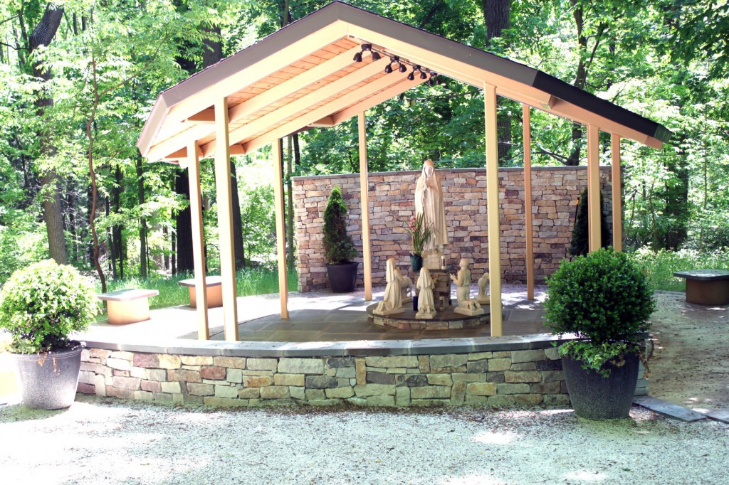 Fatima Shrine at  Malvern Retreat Center