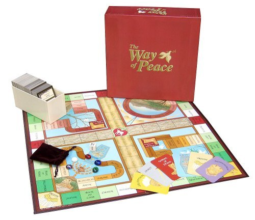 way of peace board game