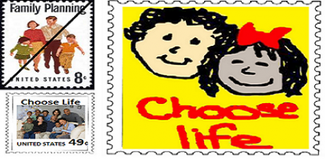"Petition the USPS for a ""Choose Life"" Postage Stamp! — Women of"