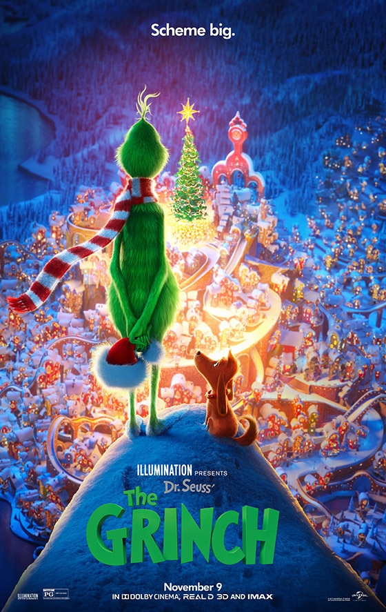THE GRINCH (2018) Teaches the True Meaning of Christmas | Women of Grace